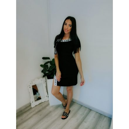 TOUCH TUNIC - BLACK