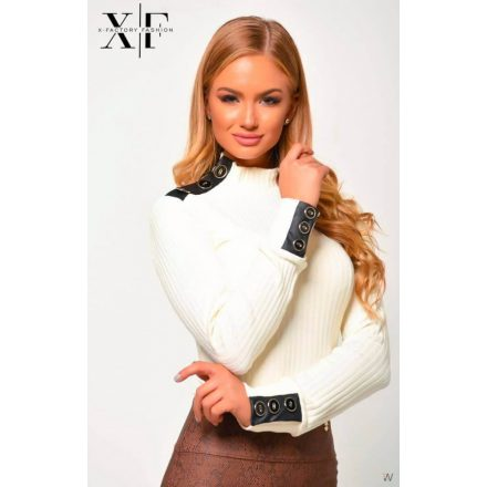 X-FACTORY PULLOVER - WHITE (M)