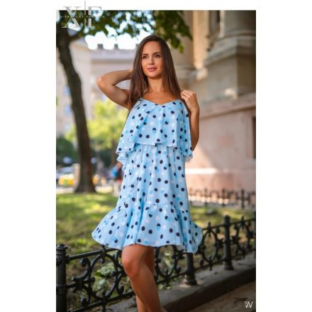 Fashion Nicole Shop - X-FACTORY RUHA - KÉK ( S )