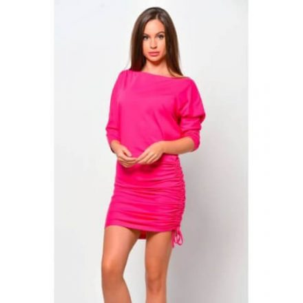 KORINA DRESS - PINK (ONE SIZE)