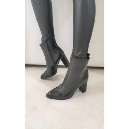 GIANNA ANKLE BOOTS - BLACK (40)