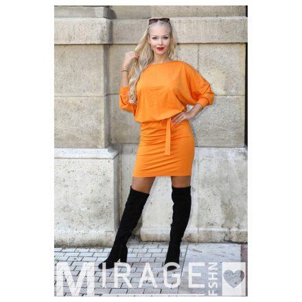 MIRAGE IMPRESS DRESS - YELLOW (ONE SIZE)
