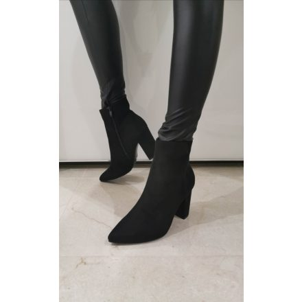 HANNA ANKLE BOOTS - BLACK (37)