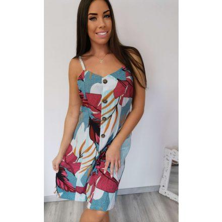 Fashion Nicole Shop - JARDIN RUHA -  KÉK ( M/L )
