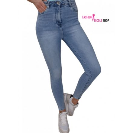 MIRABELL PUSH UP JEANS - BLUE (31)
