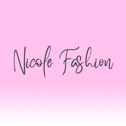 Fashion Nicole Shop - FINOMKÖTÖTT PULÓVER - SÖTÉTKÉK (L/XL)