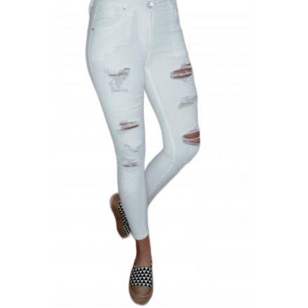 VERA PANTS - OFF-WHITE(XS)
